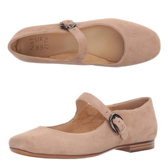 Naturalizer Erica Mary Jane Flats In